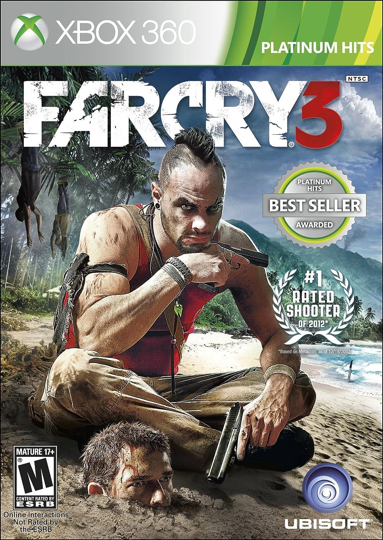 Amazon com: Far Cry 3: Xbox 360: UbiSoft: Video Games