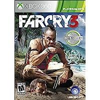 Far Cry 3 - Xbox 360 Standard Edition