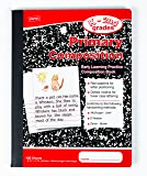 "Staples Primary Composition Book, 9 3/4"" x 7 1/2"""