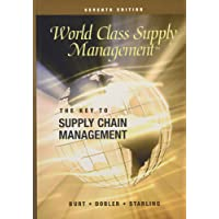 World Class Supply Management:  The Key to Supply Chain Management with Student CD (Cases)