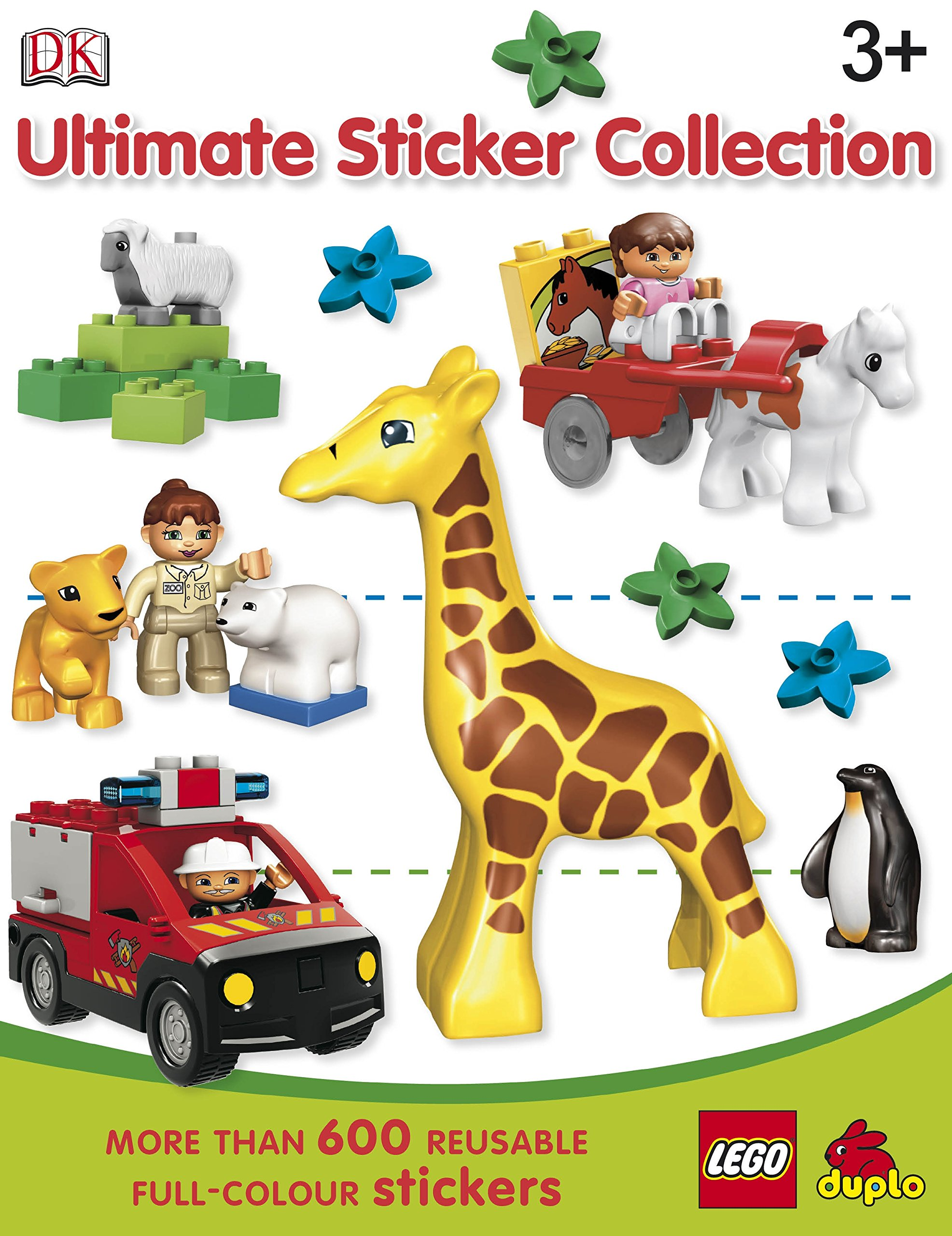 Lego Duplo Ultimate Sticker Collection Ultimate Stickers