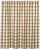 Park B.Smith Dorset 72 Inch by 72 Inch Shower Curtain, Meadowood/Celadon