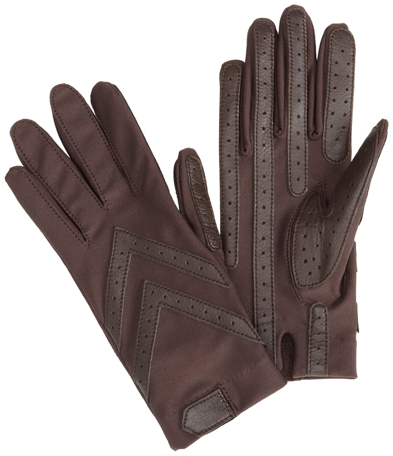 Leather driving gloves vancouver - Totes Isotoner Womens Unlined Leather Palm Driving Gloves Amazon Ca Luggage Bags