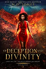 Of Deception and Divinity: A Witch and Shapeshifter Romance (Death and Destiny Trilogy Book 3) Kindle Edition