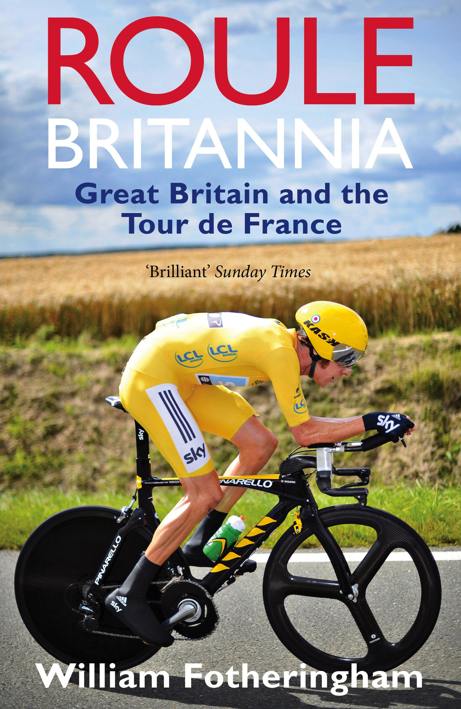 Download Roule Britannia: Great Britain and the Tour de France (Yellow Jersey Cycling Classics) ebook