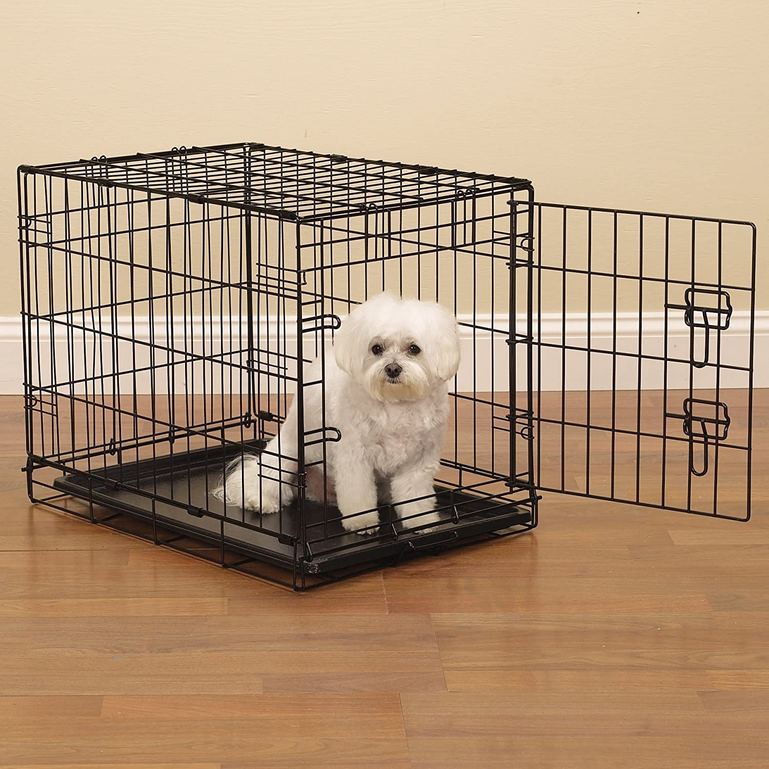 amazoncom  proselect easy dog crates for dogs and pets  black  - amazoncom  proselect easy dog crates for dogs and pets  black extrasmall  pet crates  pet supplies