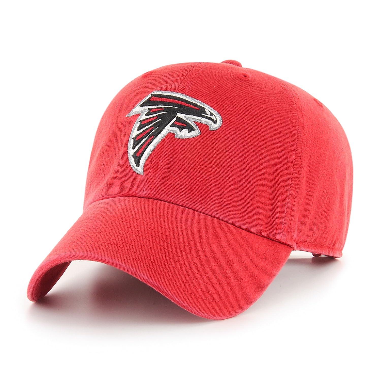 e01d0977f56c42 NFL Atlanta Falcons Male OTS Challenger Adjustable Hat, Red, One Size,  Baseball Caps - Amazon Canada