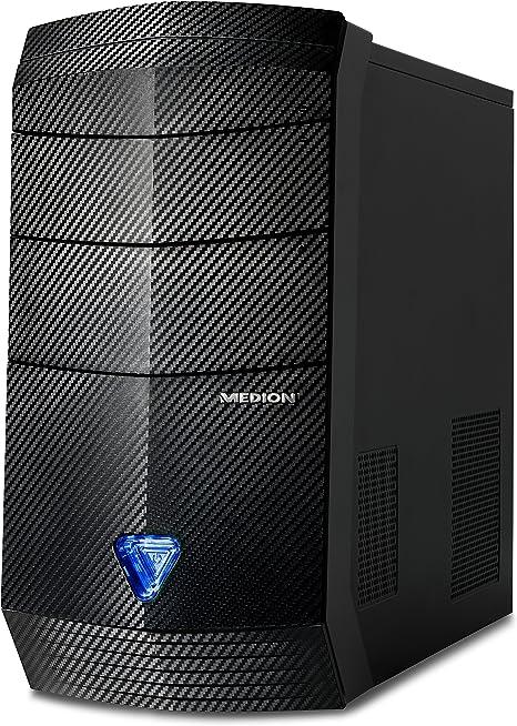MEDION S91 - Ordenador de sobremesa (Intel Core_i5 2.7 GHz, nVidia ...