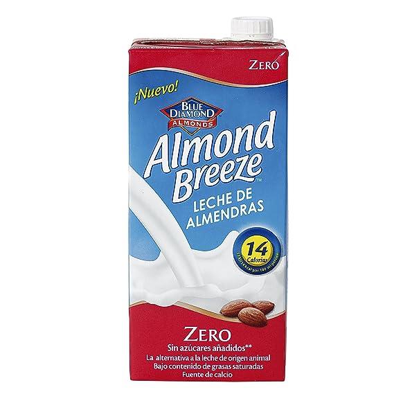 Calorias leche almendras
