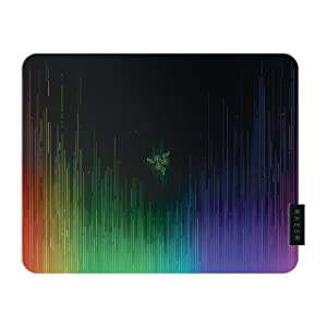 Razer Sphex V2 Ultra Thin Polycarbonate Gaming Mouse Mat (Adhesive Base Gaming Mouse Pad for All Mouse Sensors in Chroma Design)