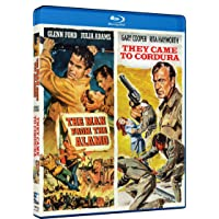 The Man from the Alamo / They Came to Cordura Double Feature [Blu-ray]