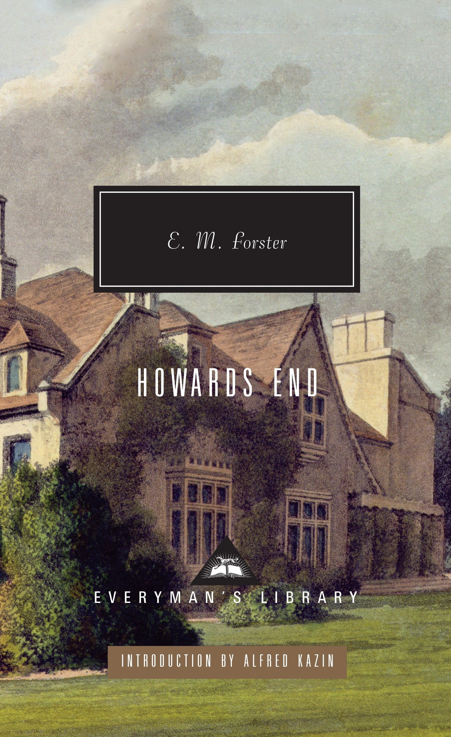 Howards End (Everymans Library): Amazon.es: E. M. Forster, Alfred Kazin: Libros en idiomas extranjeros