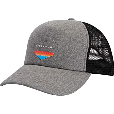 Billabong hombres de Split Hexagonal Trucker gorro - Gris ...