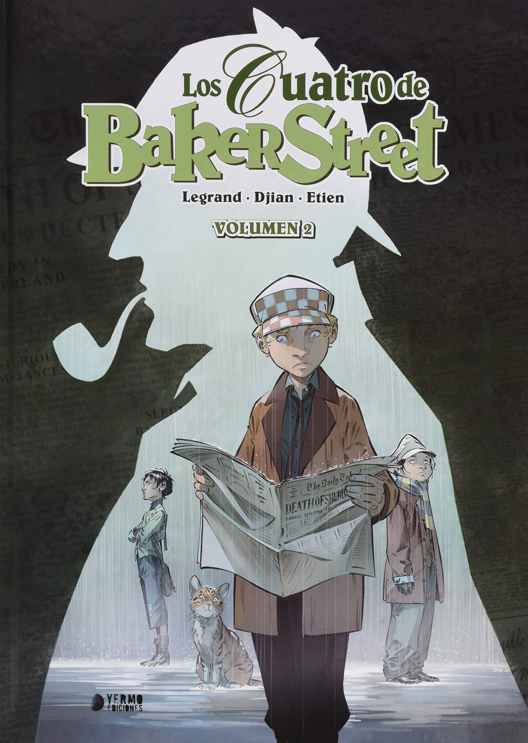 Los cuatro de Baker Street nº 2 (Spanish) Hardcover – 2016