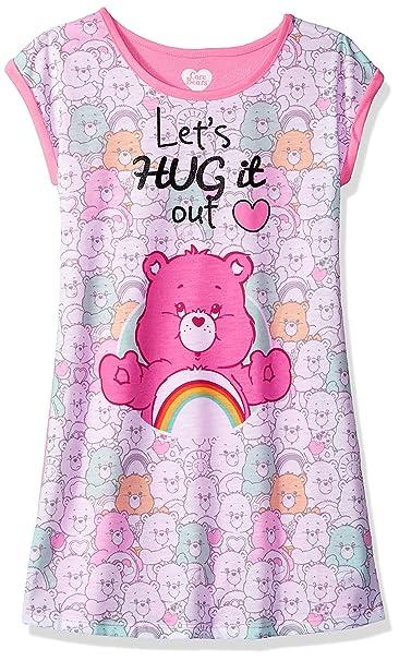 Care Bears Niñas Lets Hug It out Nightgown Bata para Dormir: Amazon.es: Ropa y accesorios