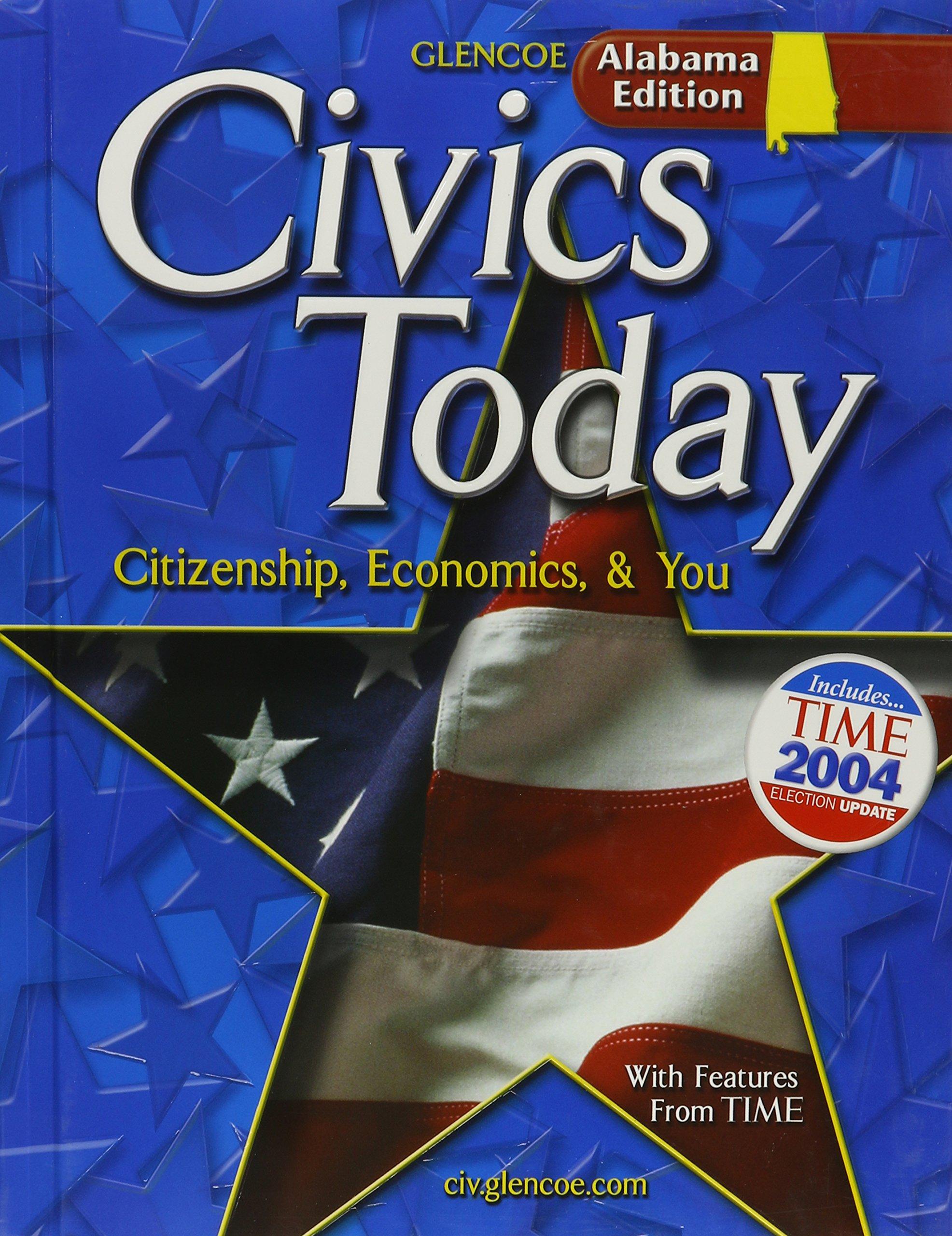 Read Online Civics Today: Citizenship, Economics, & You; Alabama Edition PDF