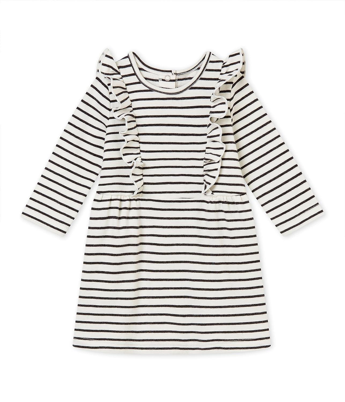 Petit Bateau Baby-Mädchen Kleid 4433601