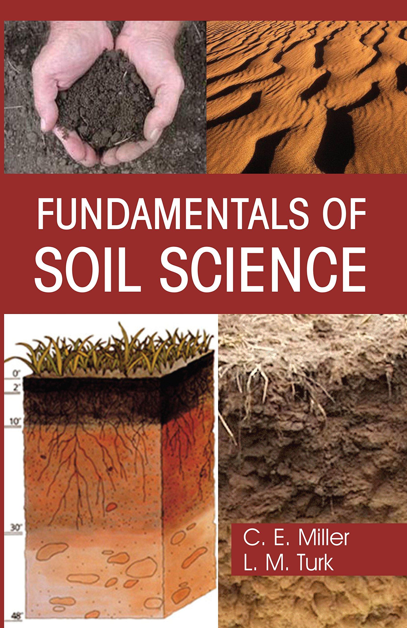 Science book soil