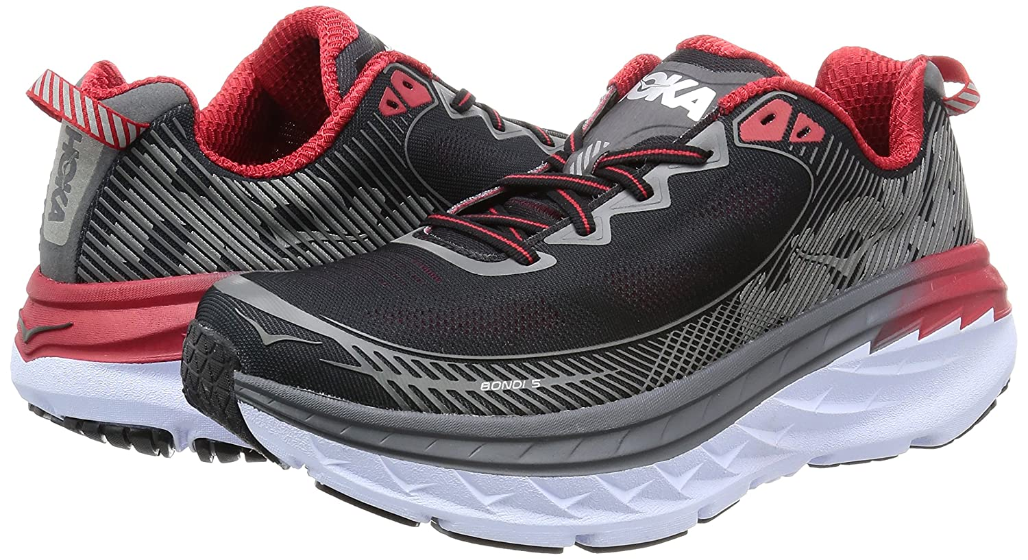 HOKA ONE ONE M Bondi 5 Running Shoe