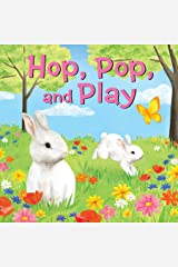 Hop, Pop, and Play: A Mini Animotion Book Kindle Edition