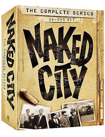 dvd Naked city