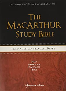 The macarthur study bible new king james version nkjv john nasb the macarthur study bible hardcover fandeluxe Choice Image