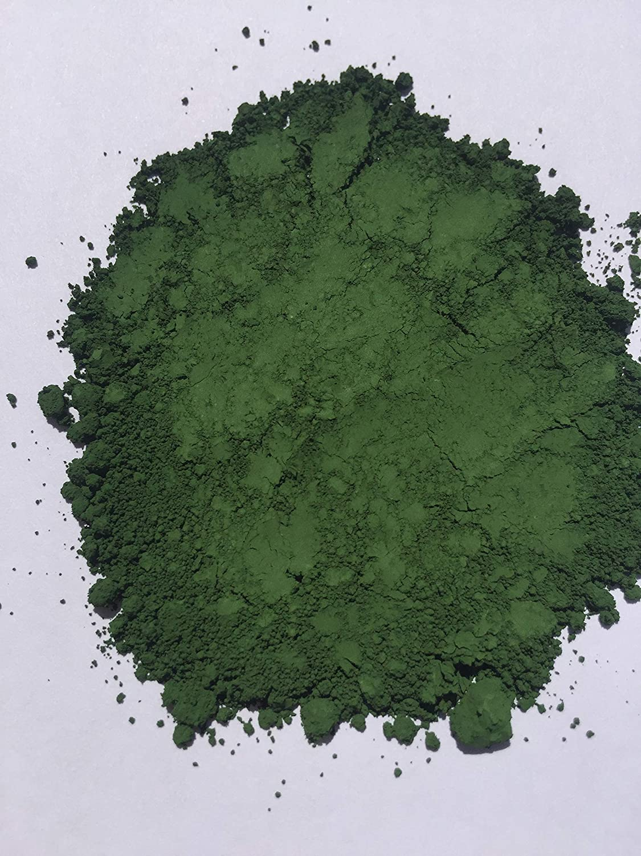 Hierba Verde (1 libra) Pigmento/tinte para hormigón, cerámica, yeso, renderizado, cemento, paredes, ladrillo, azulejo etc