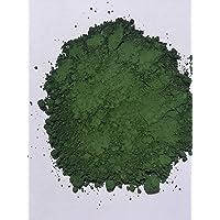 Hierba verde (1Lb) pigmento/colorante para cemento, cerámica, yeso
