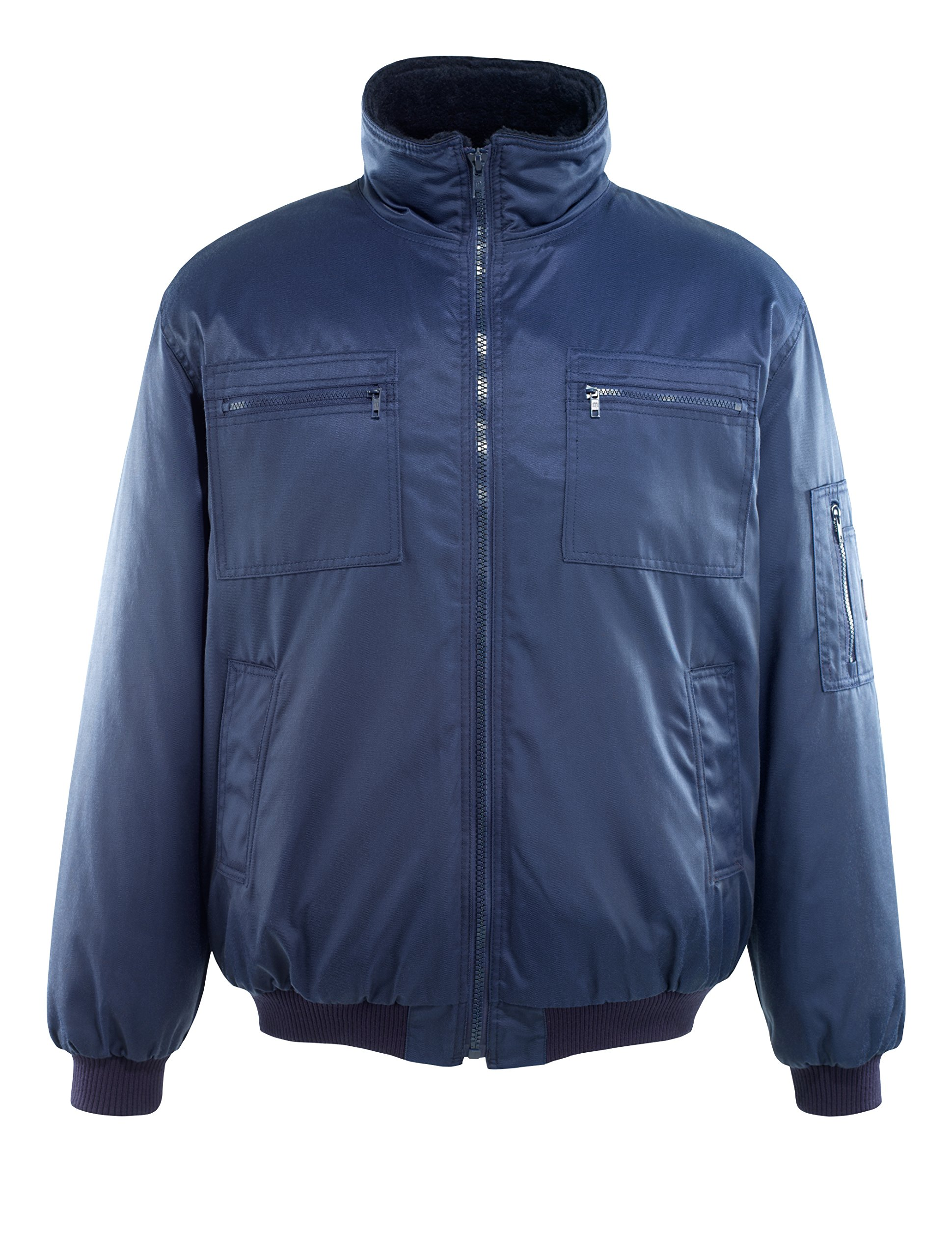Mascot 00516-620-01-2XL''Alaska'' Pilot Jacket, XX-Large, Navy Blue by Mascot (Image #1)