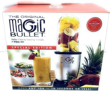Amazon.com: The Original Magic Bullet Special Edition 7 ...