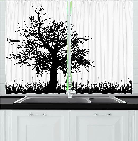 Psychedelic Decor cortinas por Ambesonne, música Tocadiscos ...