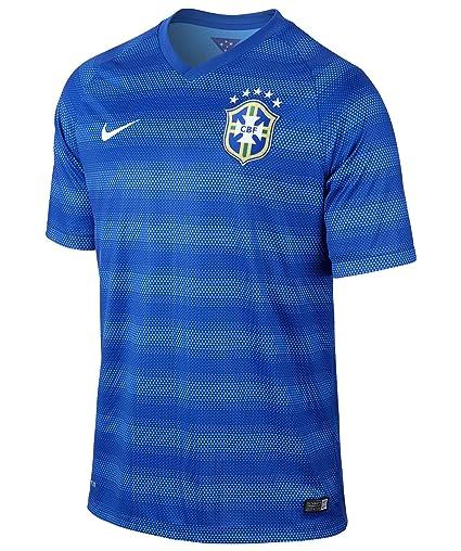 Men's 2016 Brasil CBF Stadium Away - Soccer Jersey GR514000r