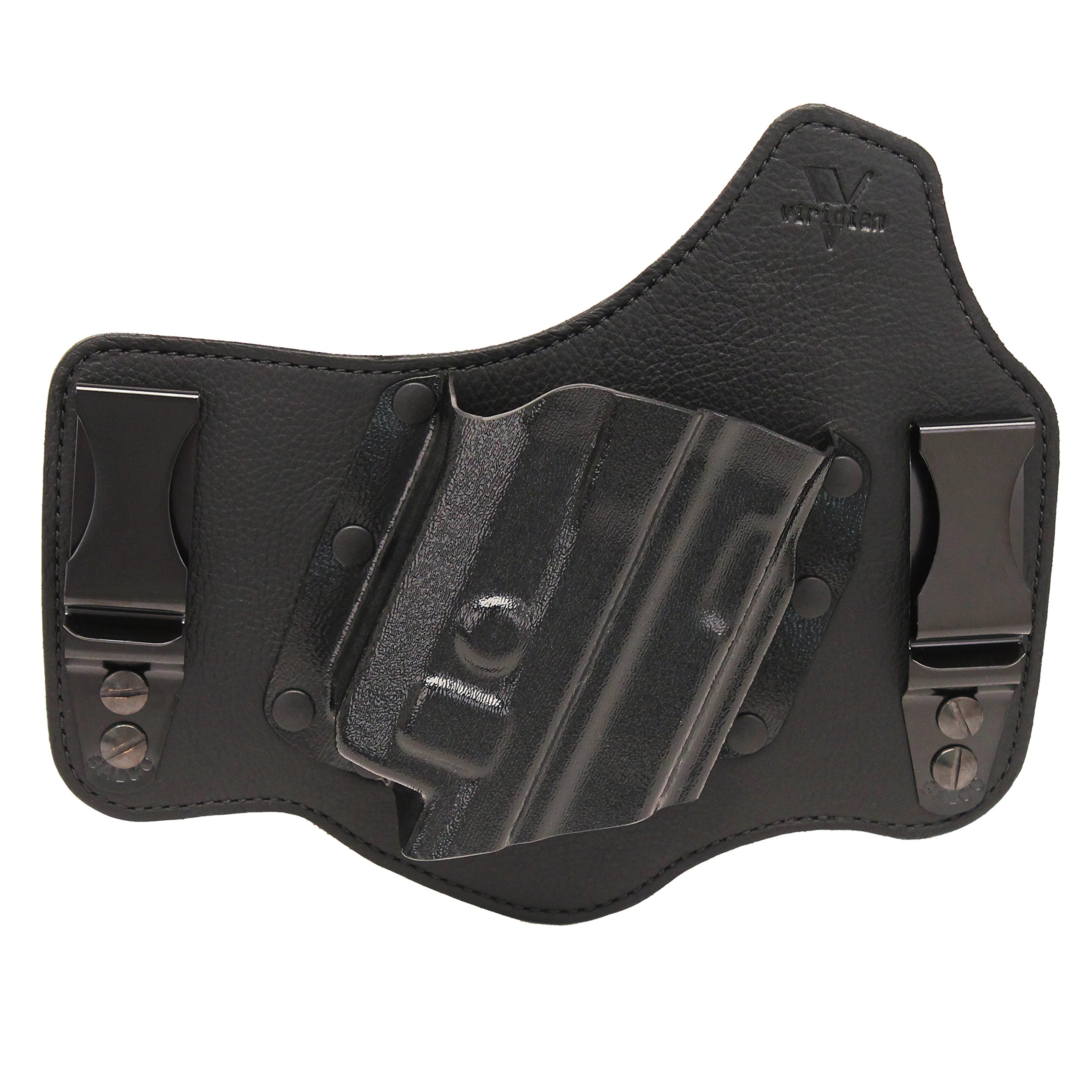 VIRIDIAN WEAPON TECHNOLOGIES, Galco King Tuk IWB, Smith & Wesson M&P 9/40 by VIRIDIAN WEAPON TECHNOLOGIES