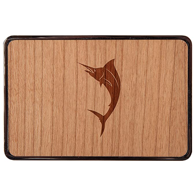 Amazon.com: Marlin Hebilla de cinturón de acero inoxidable ...