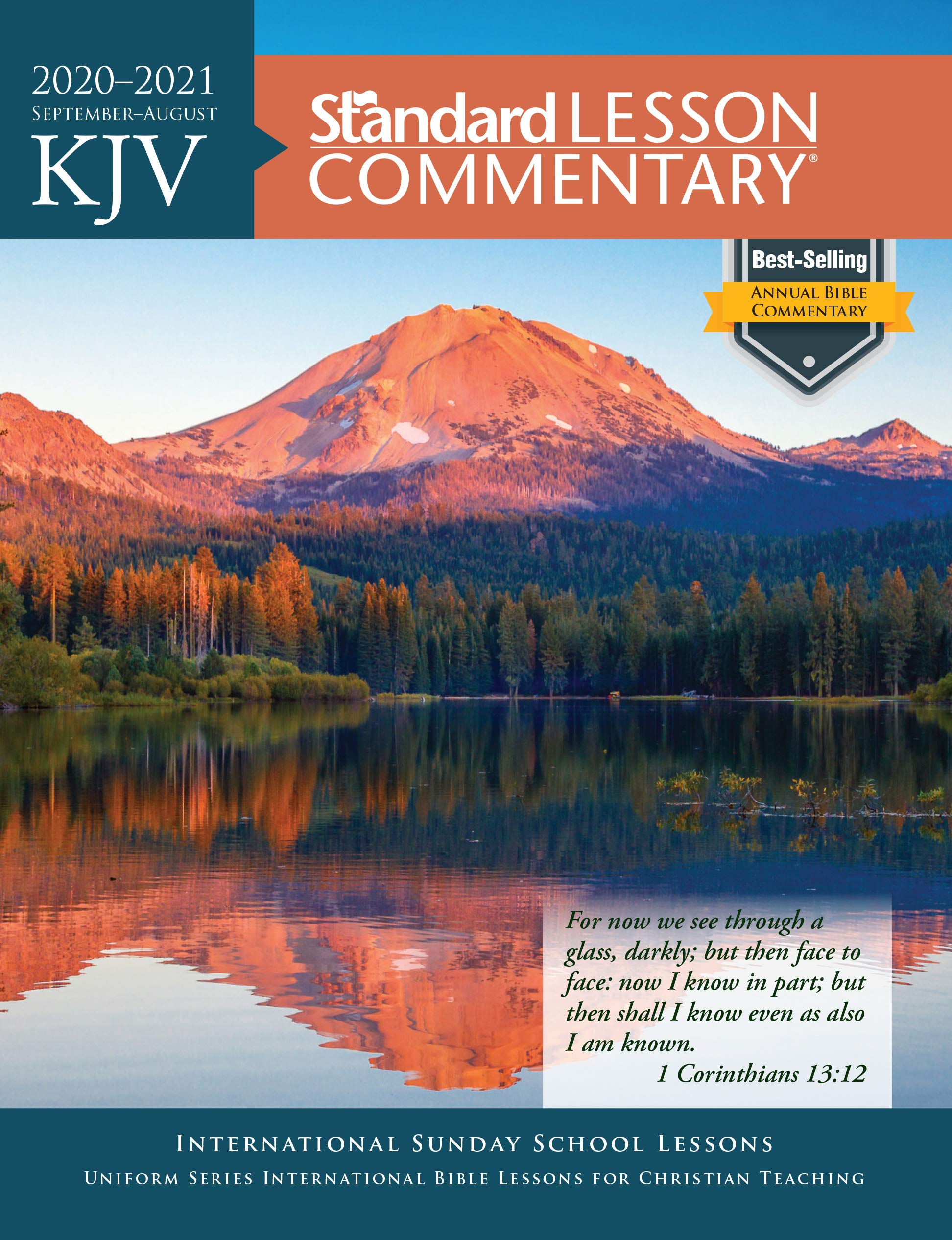Best Study Bible 2021 KJV Standard Lesson Commentary® 2020 2021: Standard Publishing