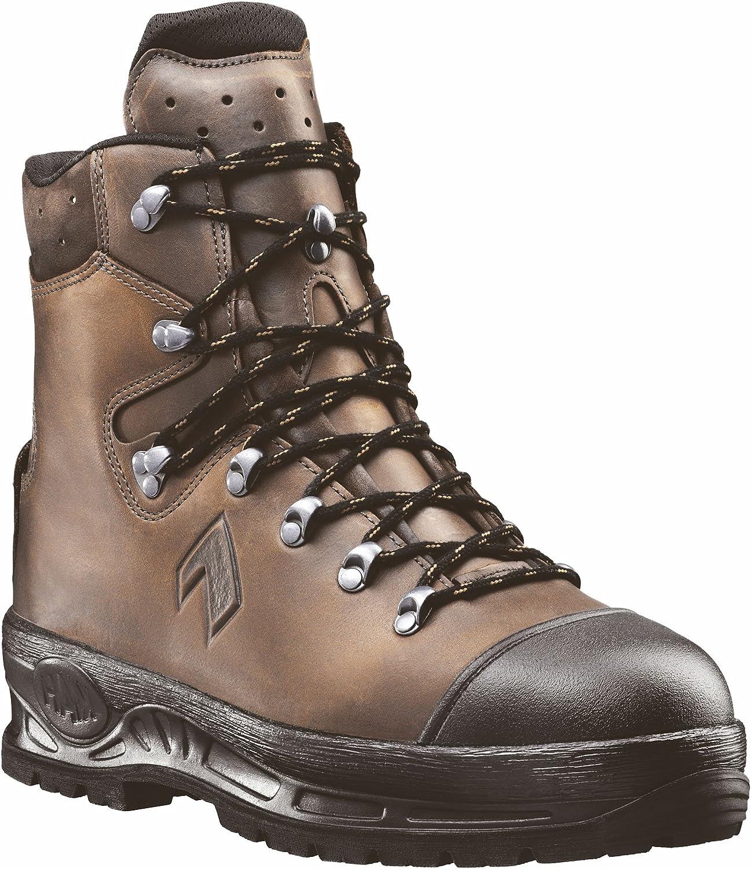 HAIX Botas de Seguridad de Trabajo Zapatos S3 Trekker montaña, (#Ref!), 44: Amazon.es: Zapatos y complementos