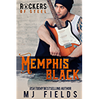 Memphis Black: Rockers of Steel (English Edition)