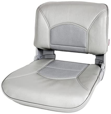 Amazon.com: tempress Perfil Gray Asiento con Gray Cojín ...