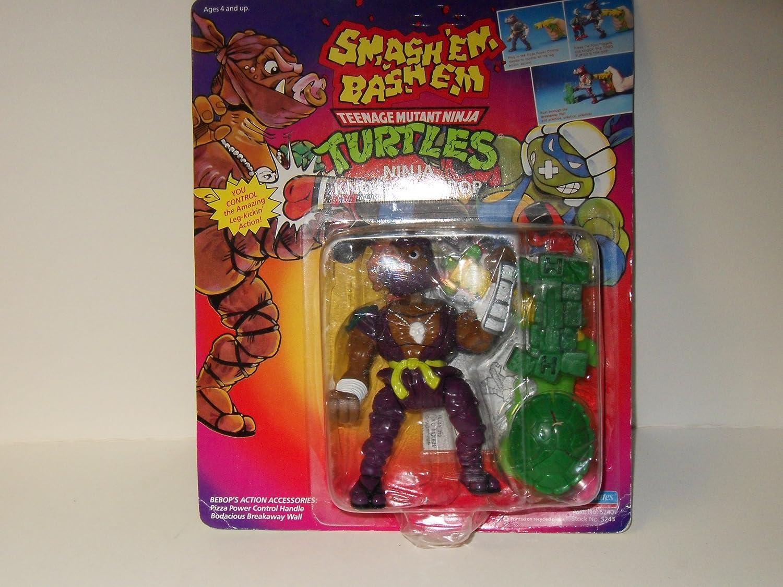 Tortugas Ninja Knockin Bebop SmashEm BashEm Teenage Mutant ...