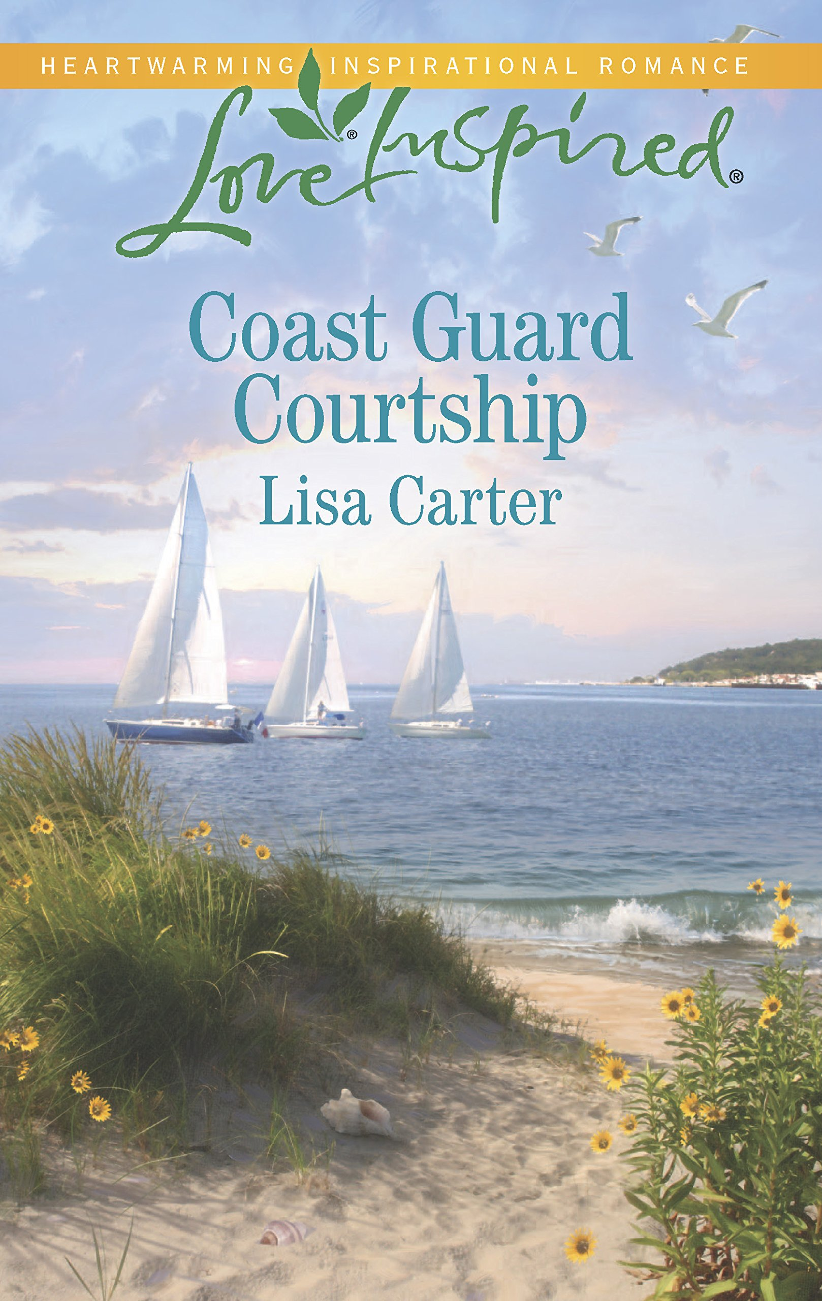 Read Online Coast Guard Courtship (Love Inspired) pdf