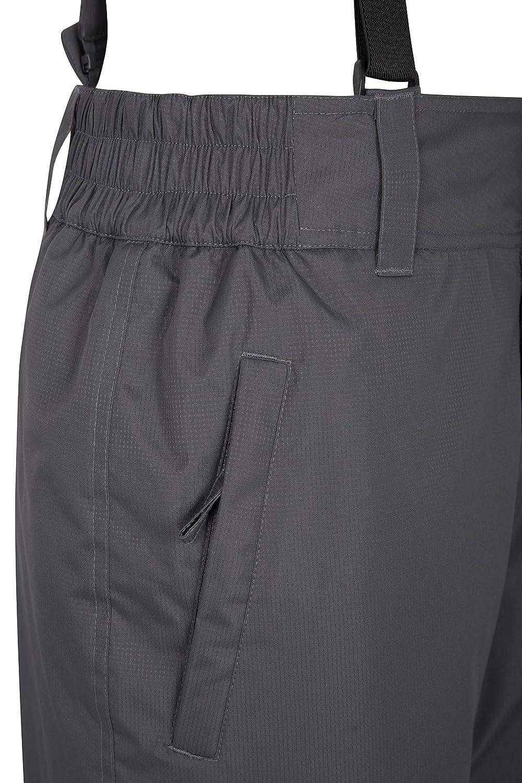 5d09609044e8 Amazon.com: Mountain Warehouse Dusk Mens Ski Pants – Elastic Waist Snow  Trousers: Clothing