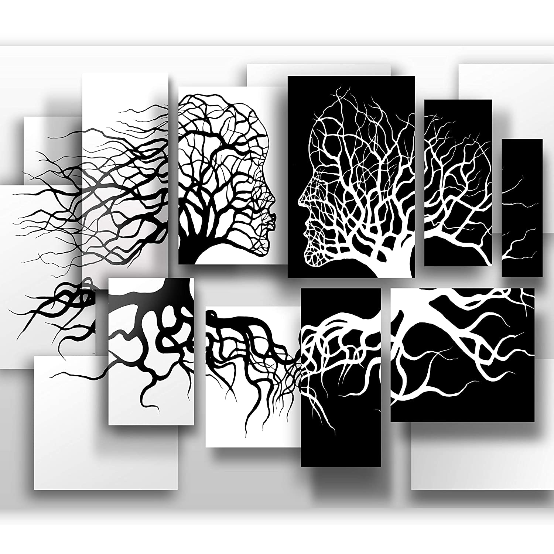 D/éco Mural Tableaux Muraux Photo Balle Sphere Tunnel Papier peint intiss/é 3d Effet Abstrait Abstraction 350x256 cm Trompe l oeil decomonkey