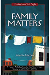Family Matters: A Mystery Anthology (Murder New York Style Book 3) Kindle Edition