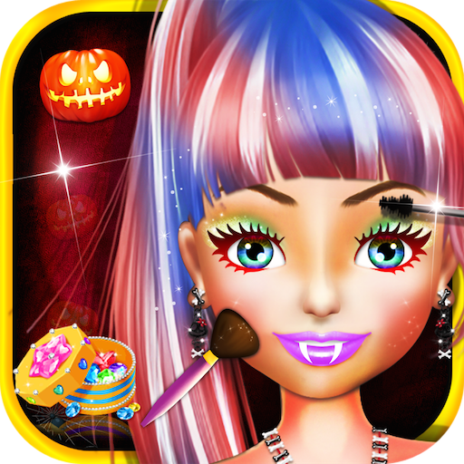 Halloween Salon (Halloween Salon Games)
