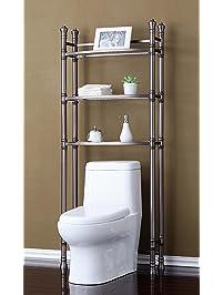 over the toilet storage. Black Bedroom Furniture Sets. Home Design Ideas