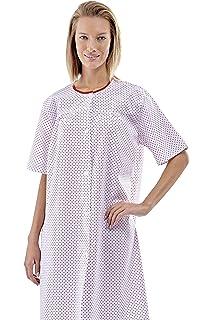 CAMISON HOSPITAL- PACIENTE BOTONES (XL)