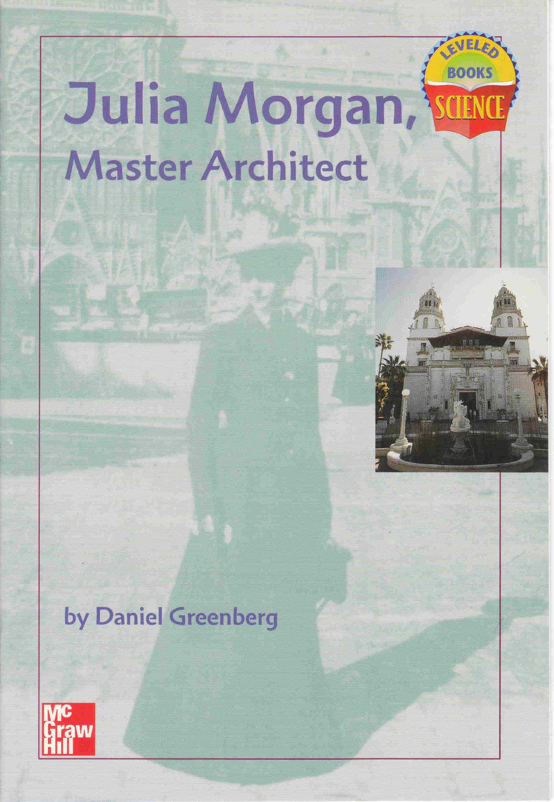 Download Julia Morgan Master Architect (4) (Leveled Books - Science) pdf epub