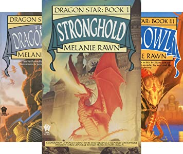 The Dragon Token by Melanie Rawn science fiction and fantasy book and audiobook reviews