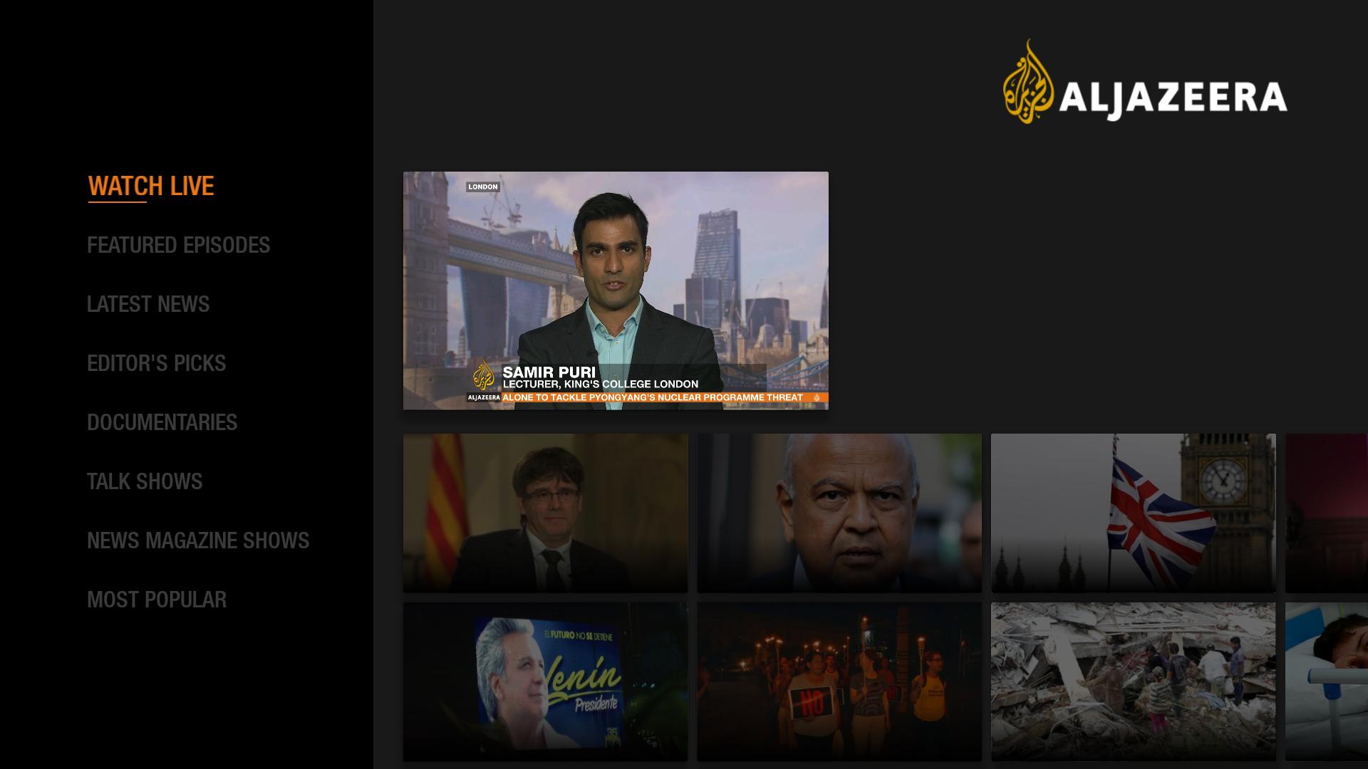 Amazon.com: Al Jazeera: Appstore for Android
