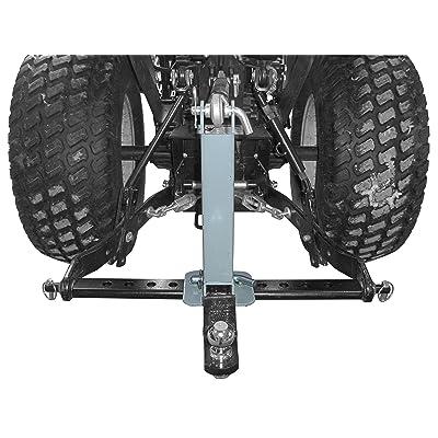 Field Tuff FTF-03DBRM Tractor Drawbar Stabilizer/Trailer Mover: Garden & Outdoor